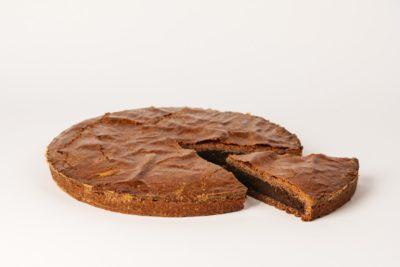 Gâteau Basque au chocolat de fabrication artisanale