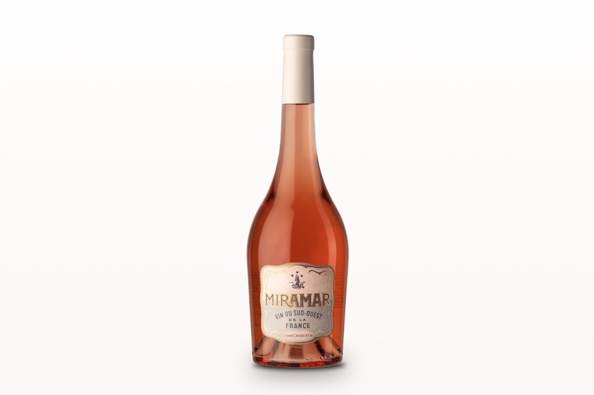 Miramar Vin rosé
